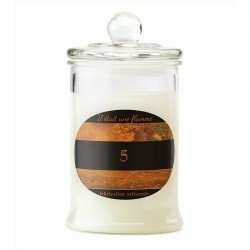 N°5 - Candy jar candle