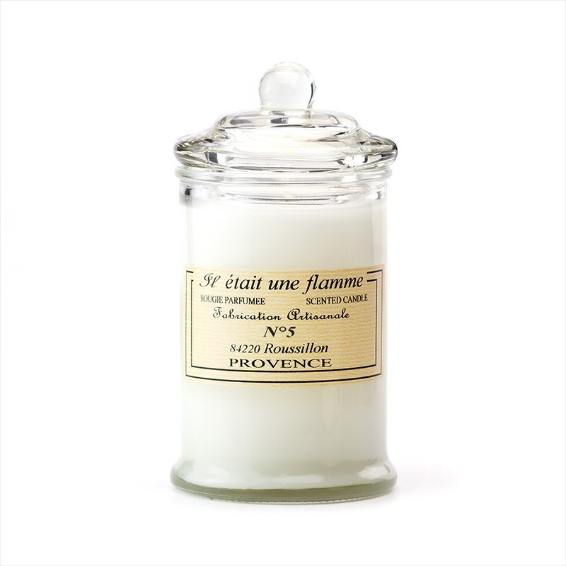 scented candle Chanel perfume n°5